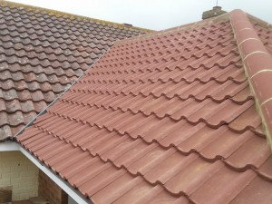 Specialist Roof Tiling